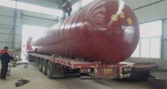 80吨无塔供水压力罐